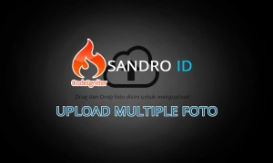 Tutorial upload multiple foto dengan ajax dan Codeigniter (Dropzone.js)